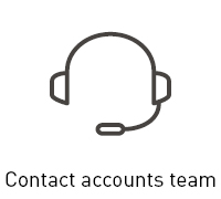 Contact accounts team