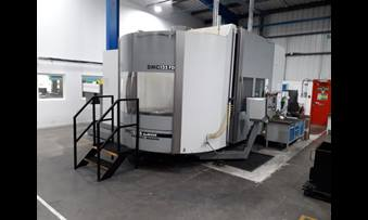 ABL - Paralloy - Deeckel Maho machining centre