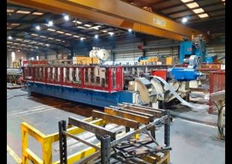 ABL - Whitan Group - roll forming line
