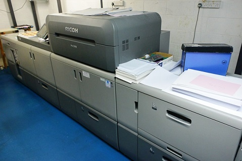 Ricoh Press