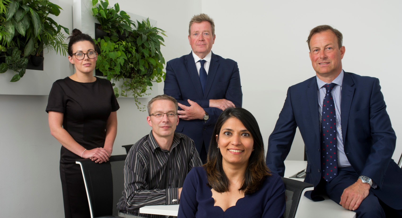 LSH Newcastle appointments