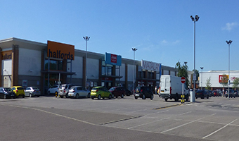 Central Retail Park Rochdale