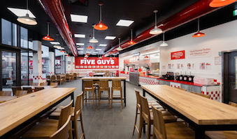 Five Guys NI
