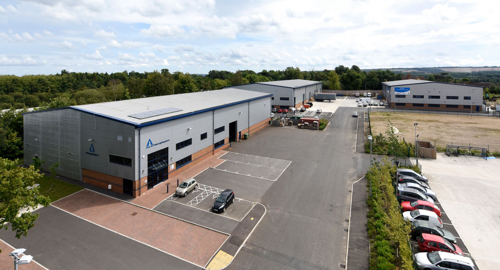 Henley Business Park Guildford