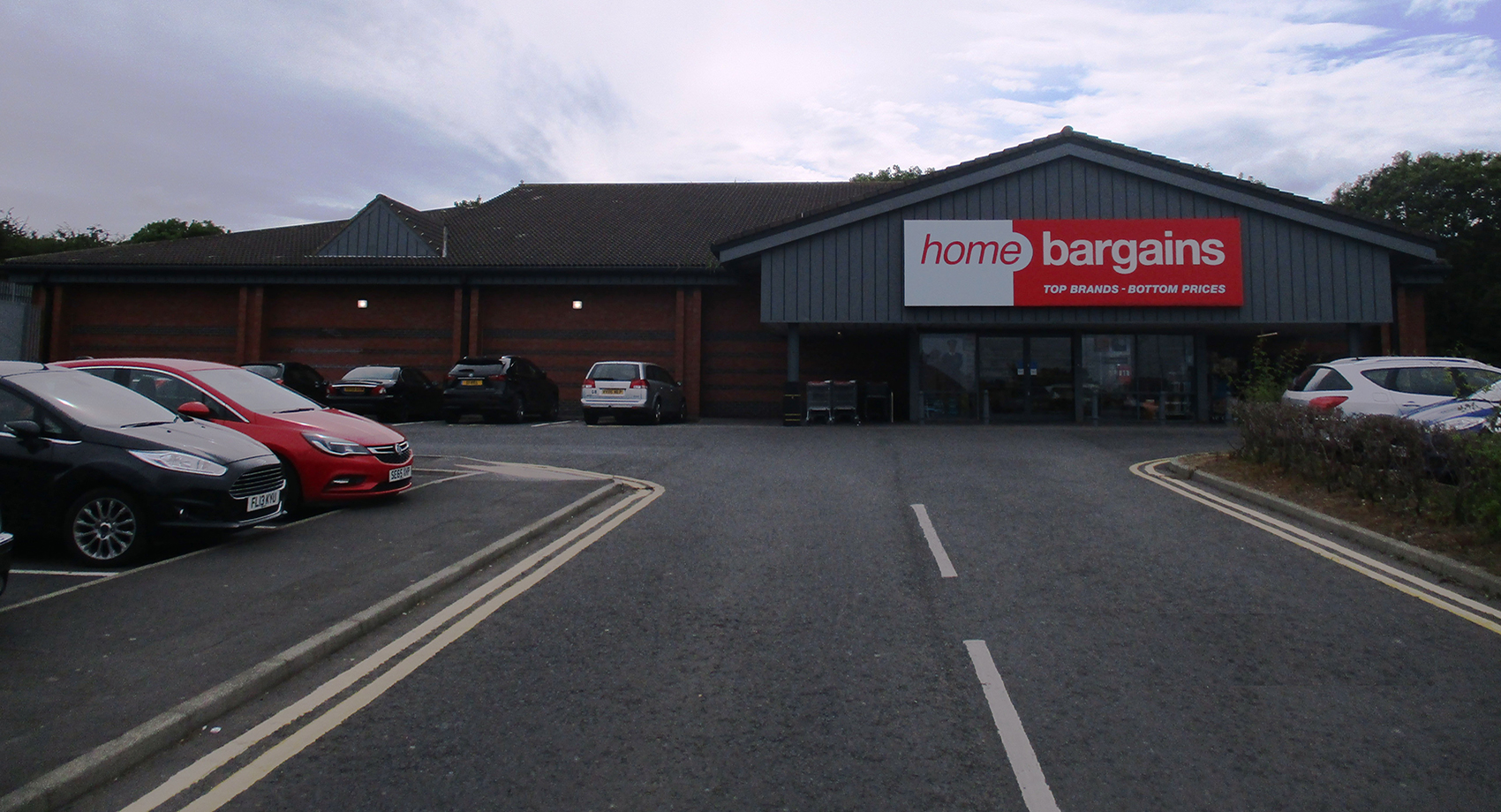 Home Bargains, Brockwell Centre, Northumberland