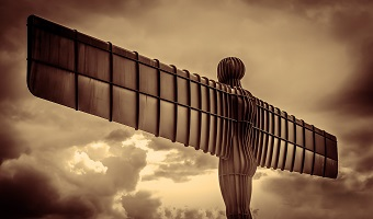 Angel of North