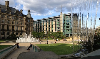 Sheffield Fountain