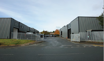 South Bradford Trading Estate
